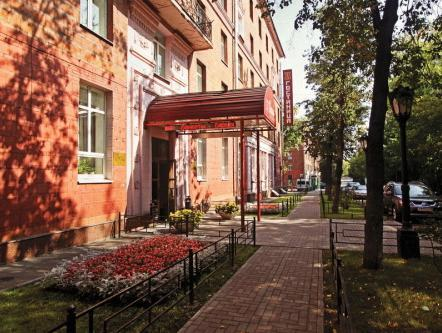 Vostok Hotel Moscow - Exterior