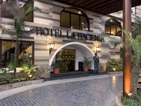 La Hacienda Miraflores - Hotels and Accommodation in Peru, South America