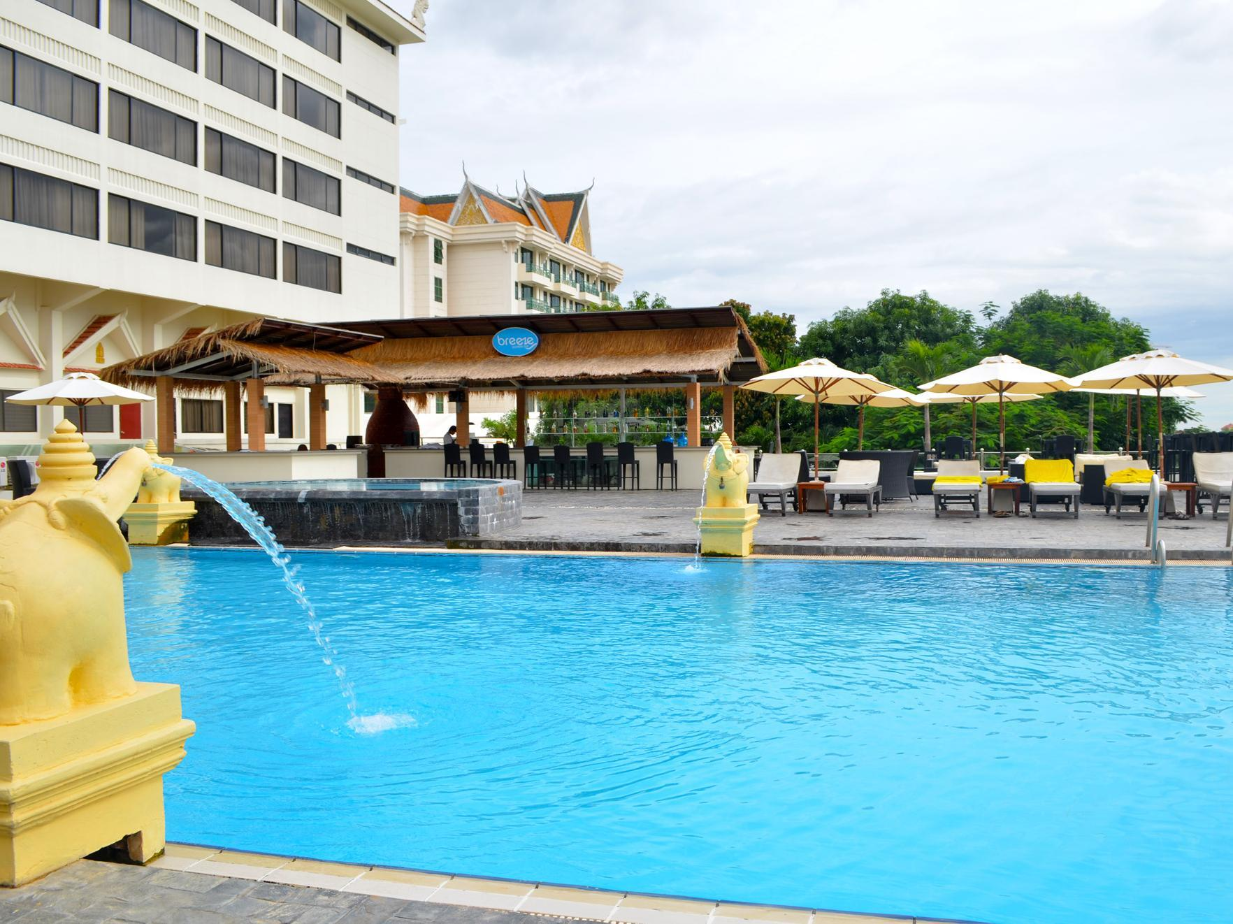 King Island (Koh Sdech) Cambodia  city photo : Hotel Cambodiana Phnom Penh Cambodia BEST DISCOUNT HOTEL RATES