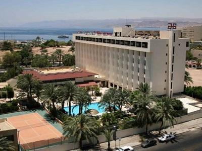 Aqaba Gulf Hotel - Hotels and Accommodation in Jordan, Middle East