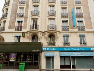 Hipotel Paris Printania Paris - Entrance