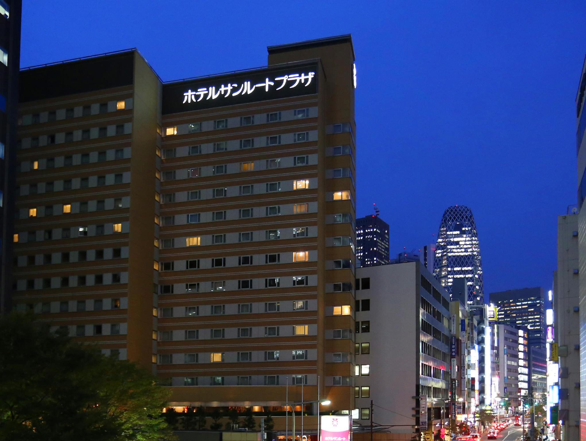 新宿太陽道廣場飯店 東京