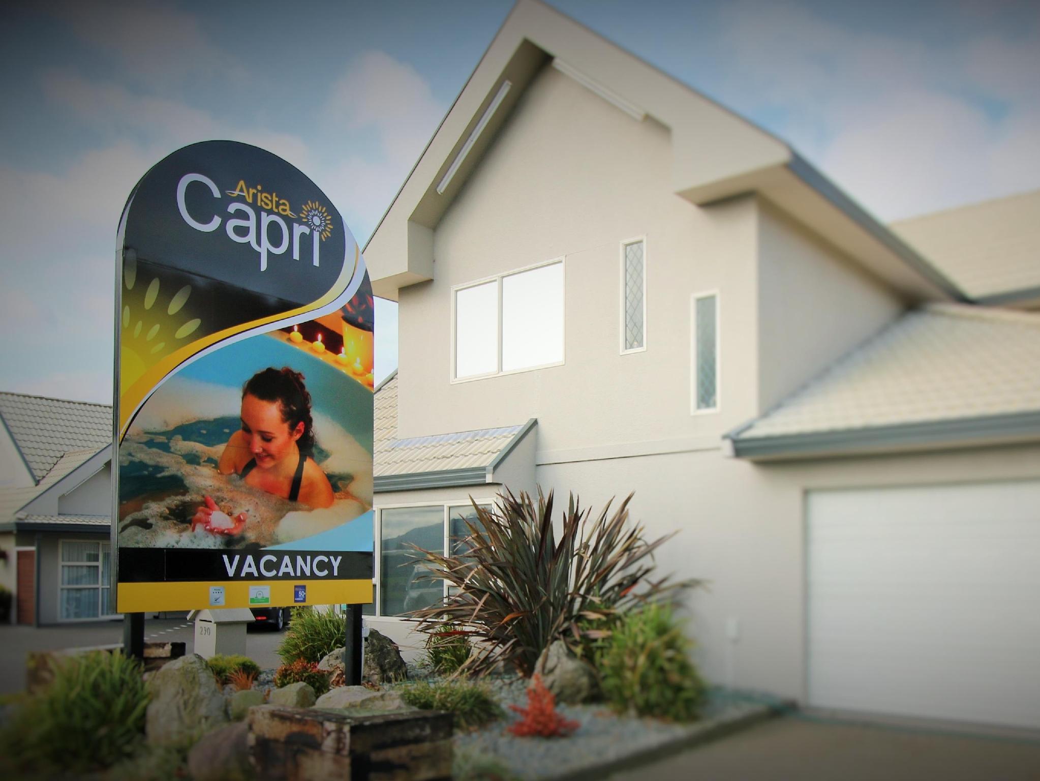 Capri Court Motor Inn