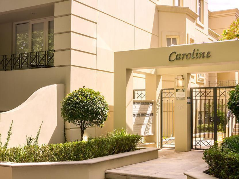 Caroline Serviced Apartments South Yarra - Hotell och Boende i Australien , Melbourne