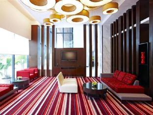 Four Points By Sheraton Kuching Hotel קוצ'ינג - בית קפה