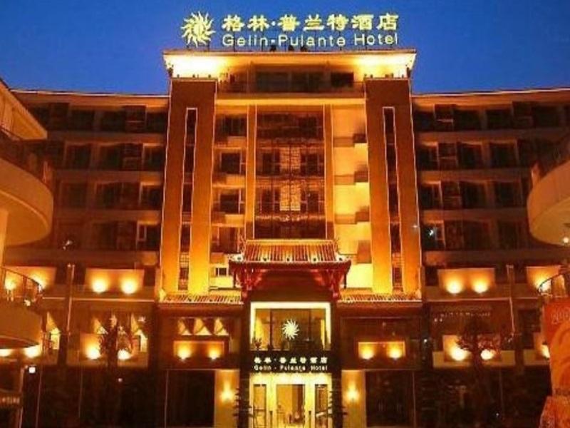 Chengdu Gelin Pulante Hotel Chengdu
