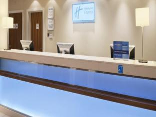 Holiday Inn Express Manchester Cc Oxford Road Manchester - Reception