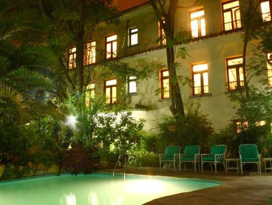 Hotel Aranjuez Cochabamba - Hotels and Accommodation in Bolivia, South America