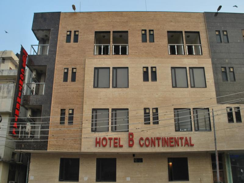 Hotell Hotel B Continental