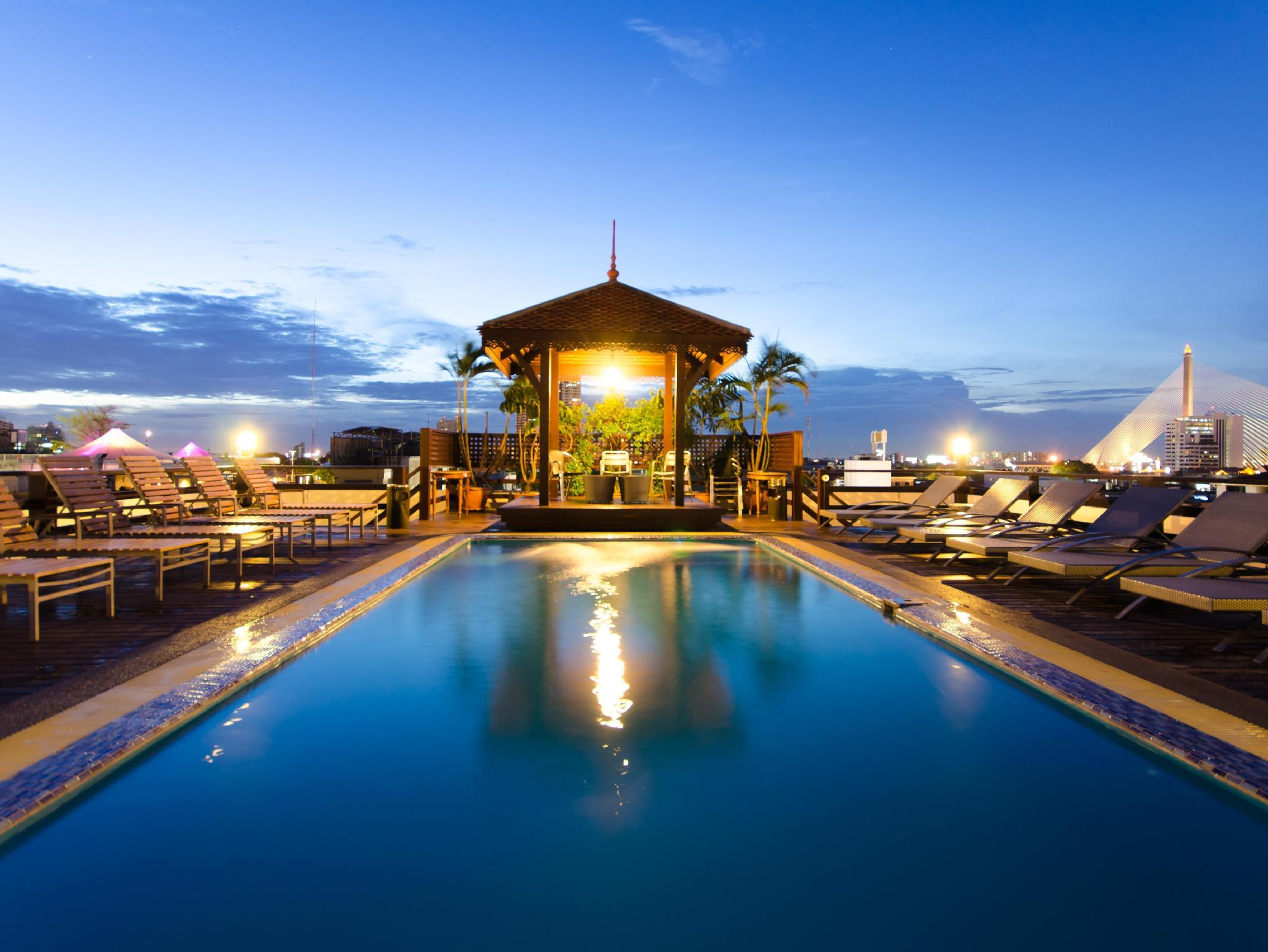 Khaosan Palace Hotel - Hotels and Accommodation in Thailand, Asia