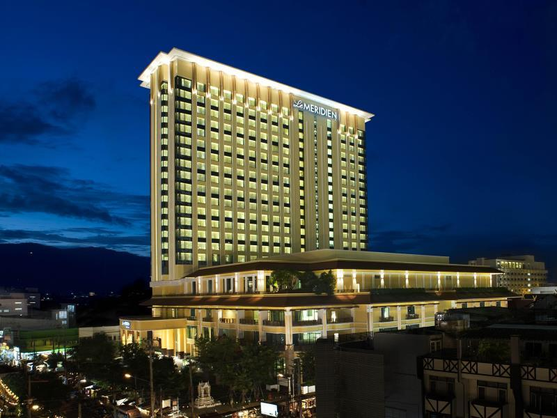 Le Meridien Chiang Mai Hotel - Hotels and Accommodation in Thailand, Asia