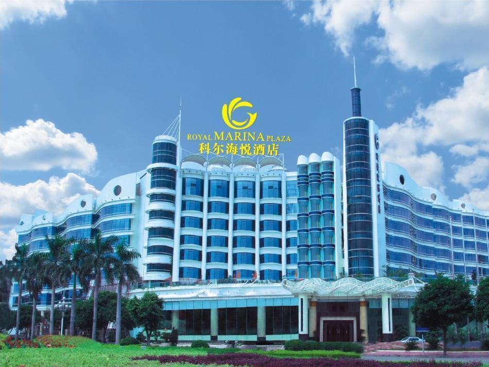 Royal Marina Plaza Hotel