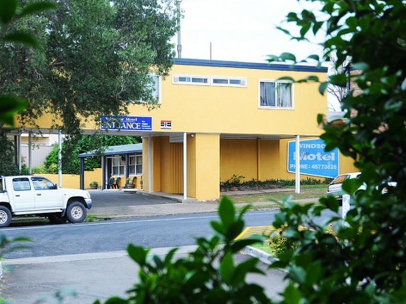 Windsor Motel - Hotell och Boende i Australien , Sydney