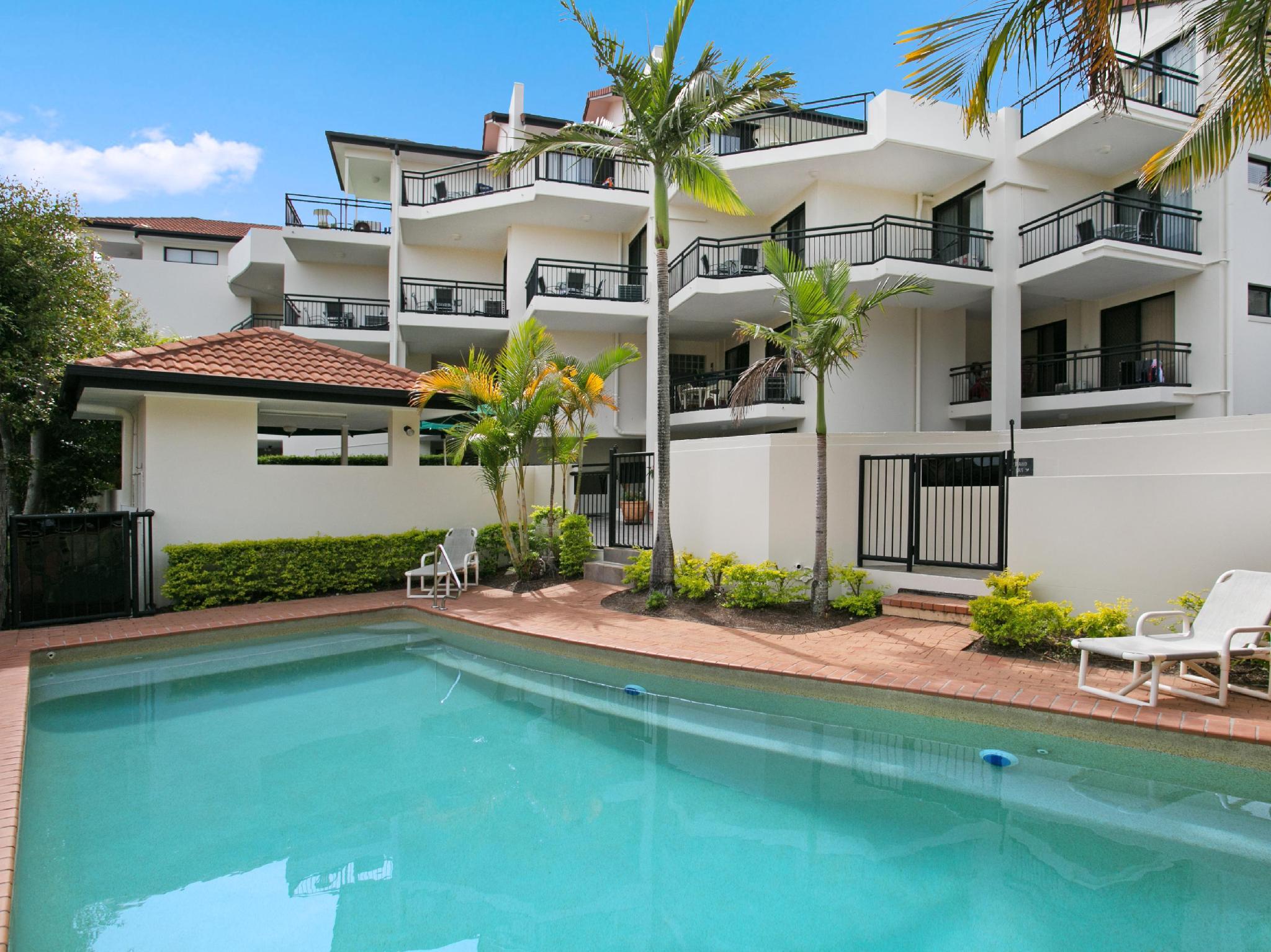 Windsurfer Resort - Hotell och Boende i Australien , Guldkusten