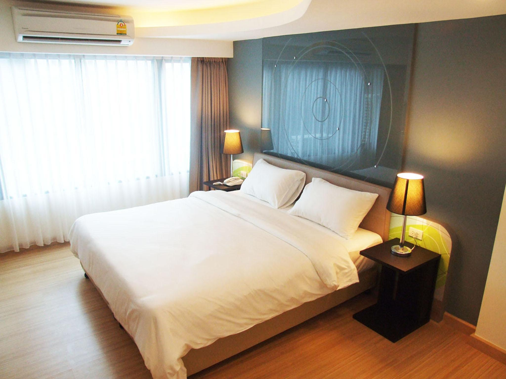 Grand Tower Inn Sathon - Hotels and Accommodation in Thailand, Asia