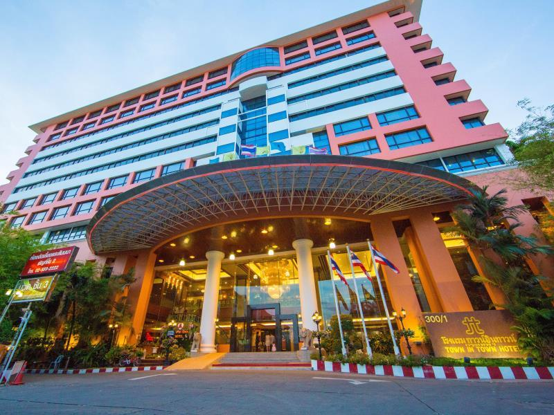 Town In Town Hotel - Hotels and Accommodation in Thailand, Asia