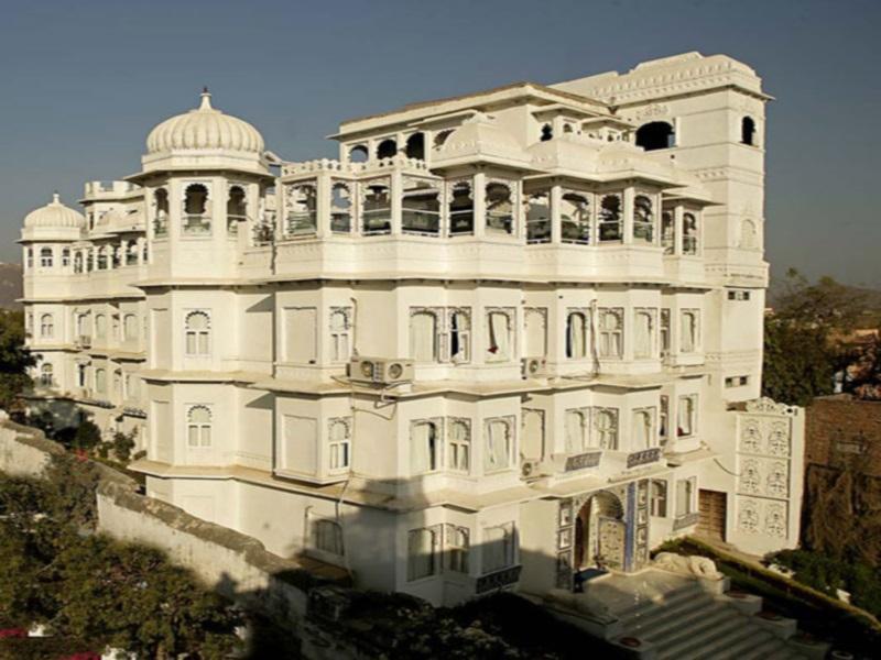 Udai Kothi Hotel - Hotell och Boende i Indien i Udaipur