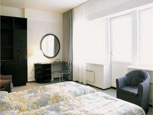 Rannahotell פרנו - חדר שינה