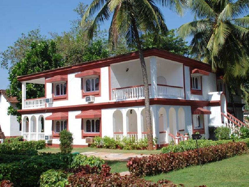 Paradise Village Beach Resort North Goa