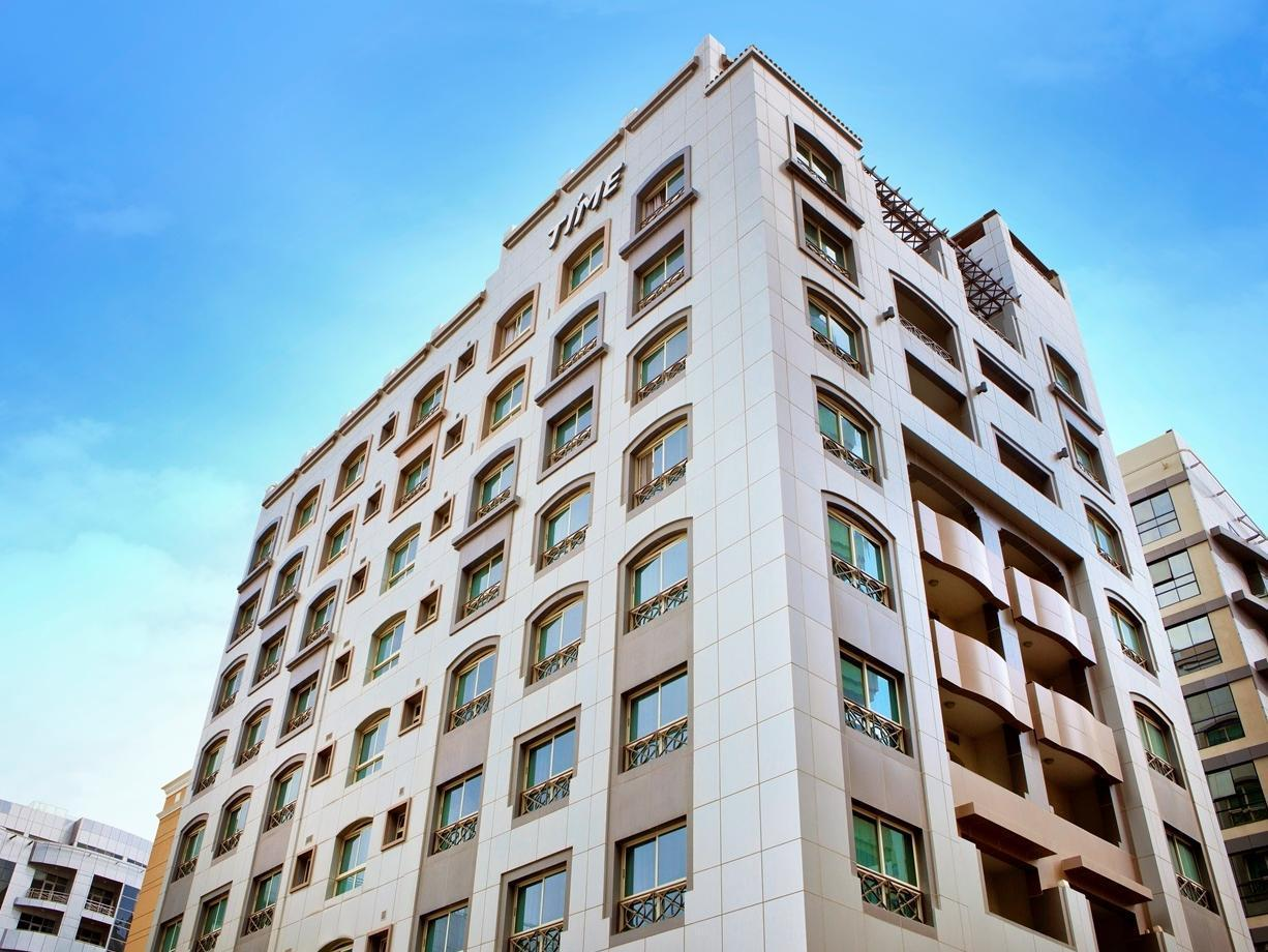 Time Opal Hotel Apartments - Hotels and Accommodation in United Arab Emirates, Middle East