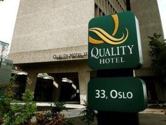 Quality 33 Hotel Oslo - Exterior