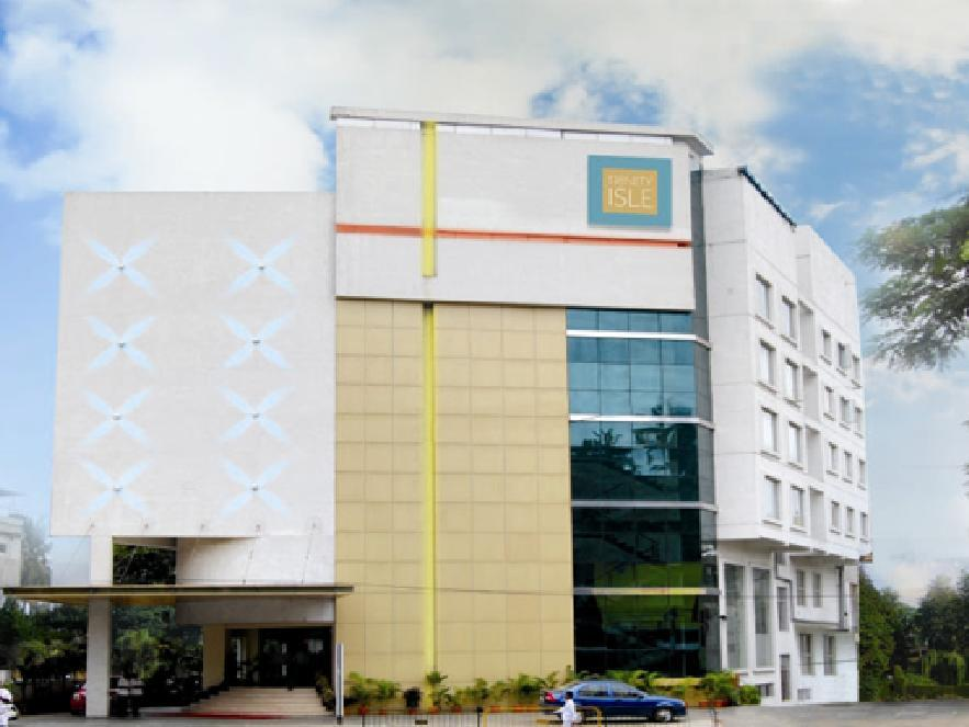 Hotel Trinity Isle - Hotel and accommodation in India in Bengaluru / Bangalore