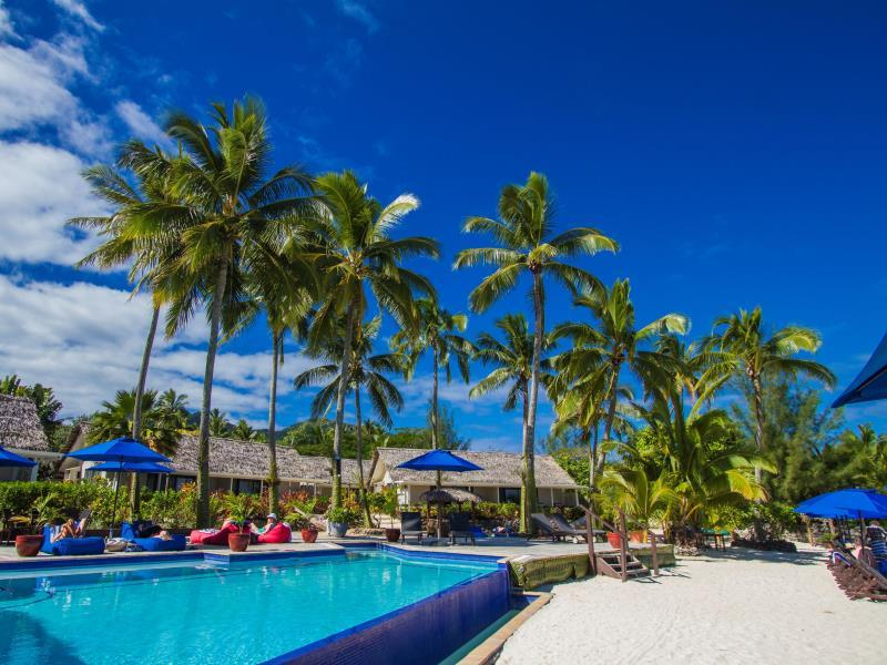 Manuia Beach Resort - Hotels and Accommodation in Cook Islands, Pacific Ocean And Australia