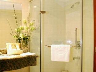 Green Tree Inn Dongguan Houjie Dongguan - Badezimmer