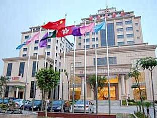 Green Tree Inn Dongguan Houjie Dongguan - Hotel Aussenansicht