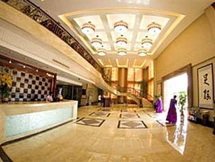 Green Tree Inn Dongguan Houjie Dongguan - Empfangshalle