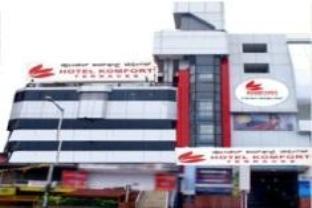 Hotel Komfort Terraces - Hotell och Boende i Indien i Bengaluru / Bangalore