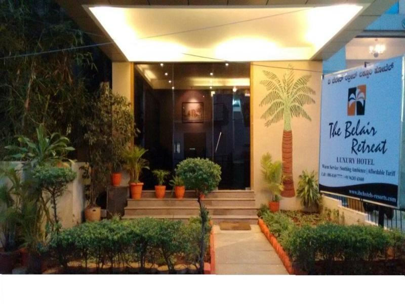 The Belair Hotel - Hotel and accommodation in India in Bengaluru / Bangalore