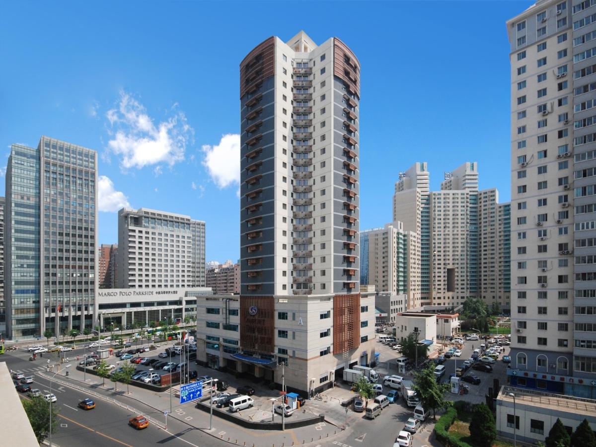 北京凱富國際全套房酒店