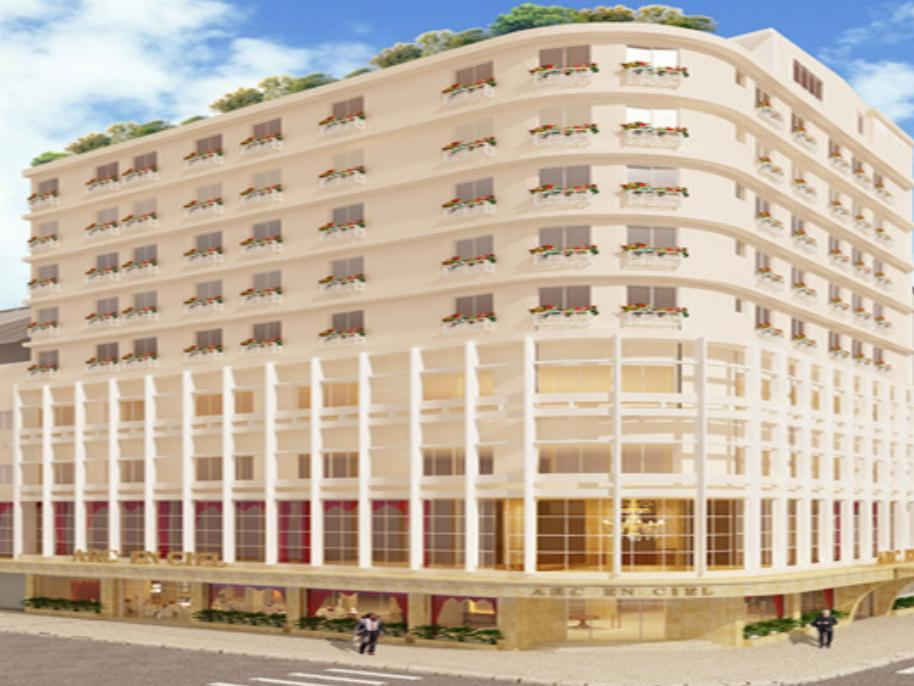 Hotell Arc En Ciel Hotel