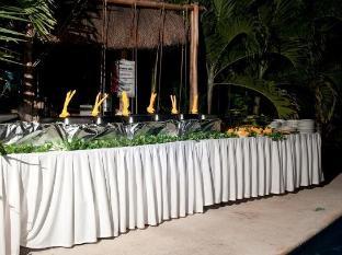 Green Tulum Hotel Tulum - Weddings buffet