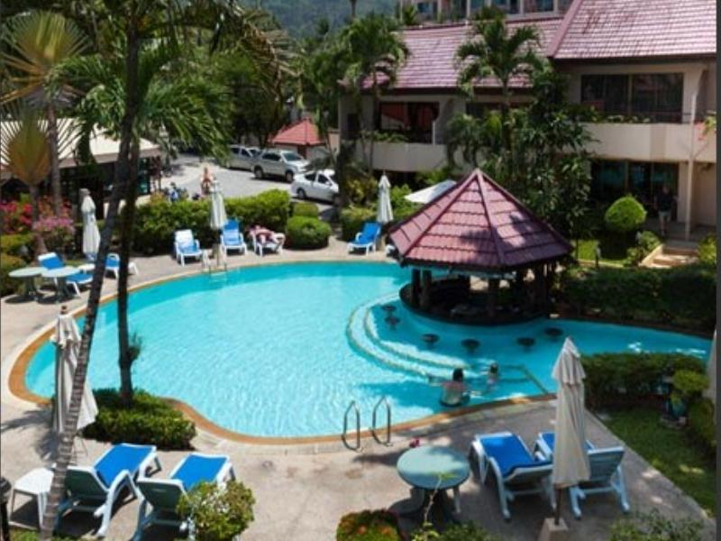 Swiss Palm Beach Hotel - Hotels and Accommodation in Thailand, Asia