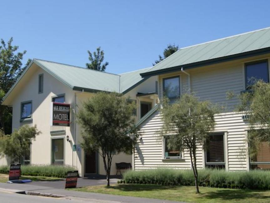 La Rochelle Motel - Hotels and Accommodation in New Zealand, Pacific Ocean And Australia