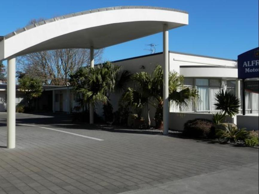 Asure Alfresco Motor Lodge - Hotels and Accommodation in New Zealand, Pacific Ocean And Australia