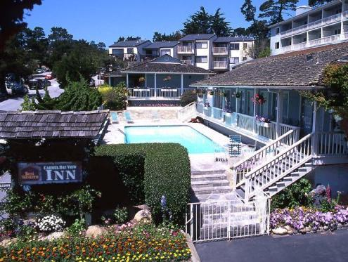 Best Western Carmel Bay View Inn