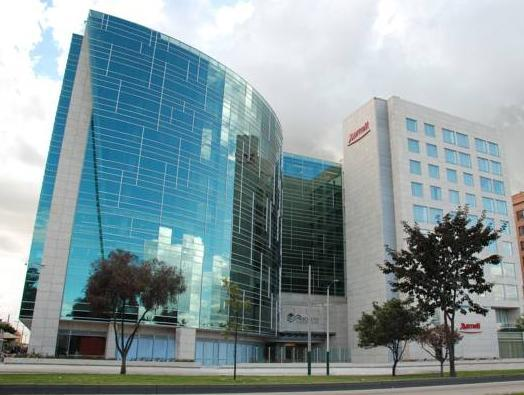 Bogotá Marriott Hotel - Hotels and Accommodation in Colombia, South America