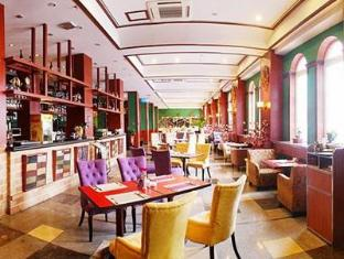 Bremen Hotel Harbin Харбин - Ресторан