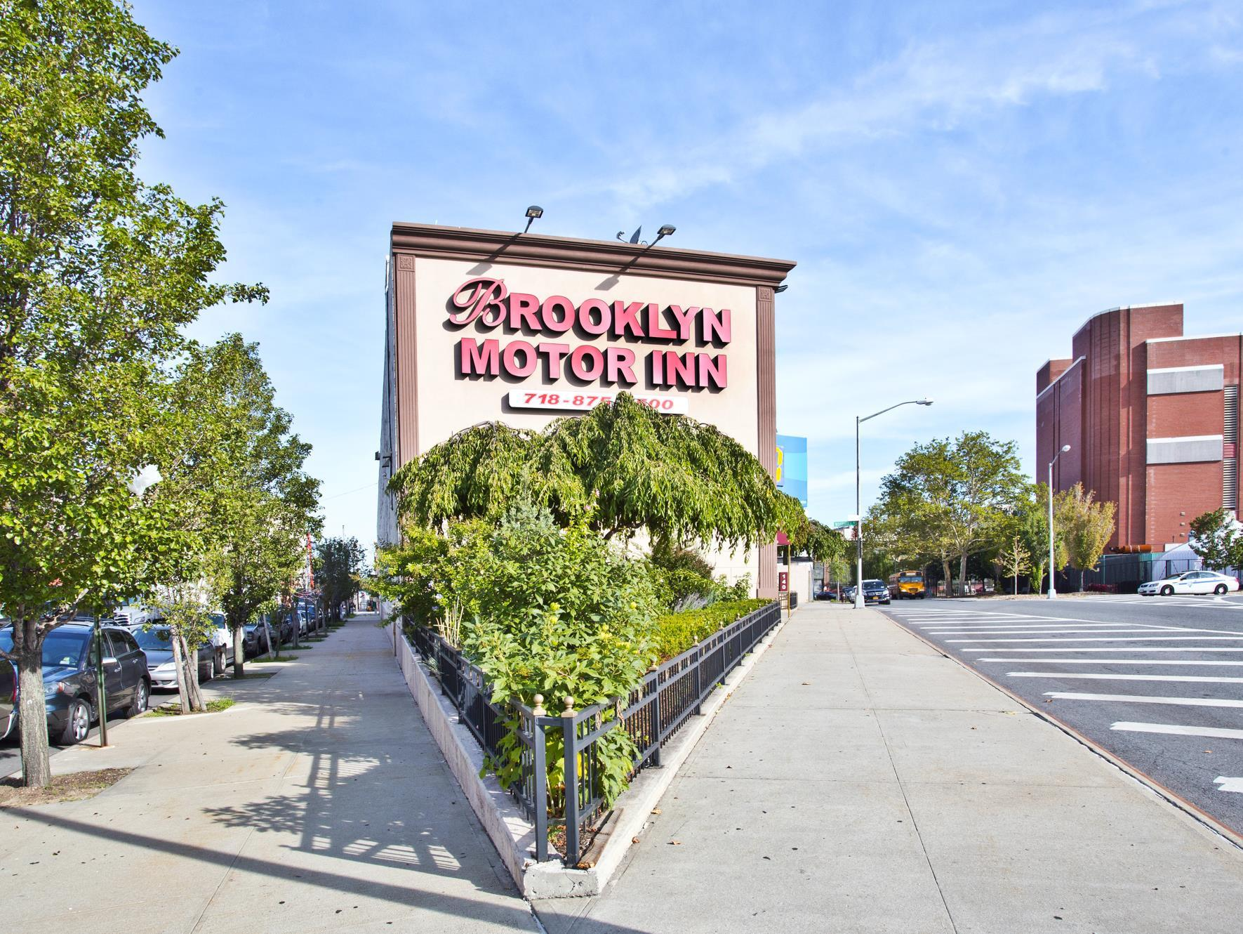 Brooklyn Motor Inn - Hotel and accommodation in Usa in New York (NY)