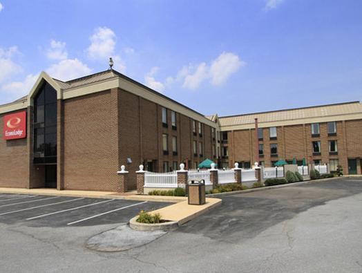 Capital Plaza Inn & Suites Harrisburg Harrisburg (PA) - Exterior