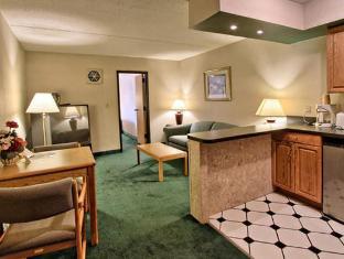 Capital Plaza Inn & Suites Harrisburg Harrisburg (PA) - Suite Room