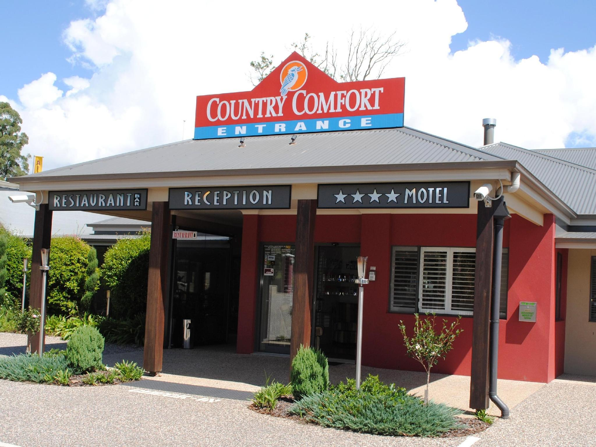 Country Comfort Toowoomba Hotel - Hotell och Boende i Australien , Toowoomba
