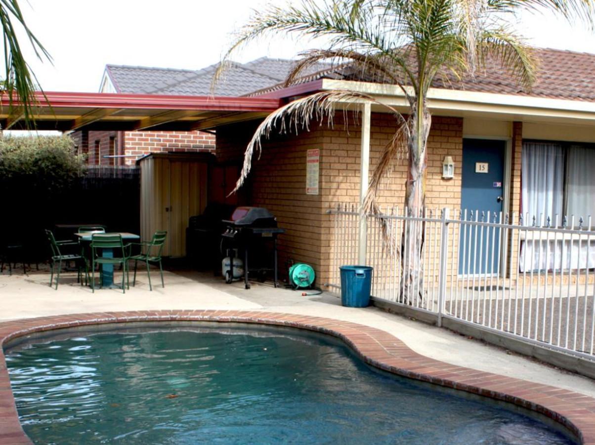 Country Home Motor Inn - Hotell och Boende i Australien , Shepparton