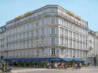 그랜드 호텔 코펜하겐 - 호텔 외부구조