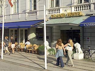그랜드 호텔 코펜하겐 - 입구