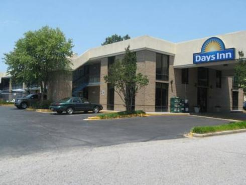 Days Inn Easley West Of Greenville Clemson Area Easley (SC) - Exterior
