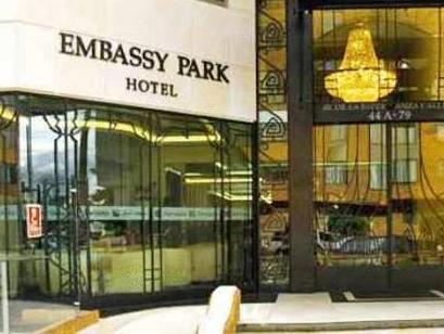 Hotel Embassy Park - Hotels and Accommodation in Colombia, South America